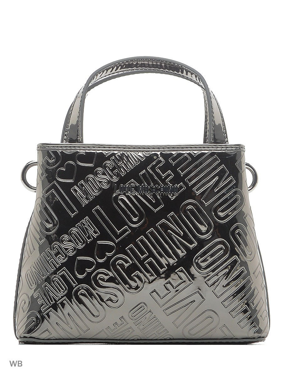 Большая сумка Love Moschino JC4239PP04KD0910/PELTRO