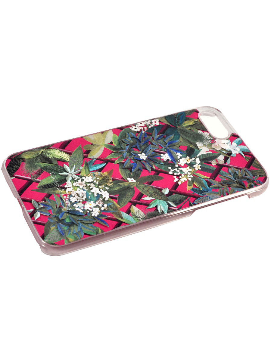 Чехлы для телефонов Christian Lacroix Чехол Lacroix для iPhone 7 CANOPY Hard Grenade (Pink)