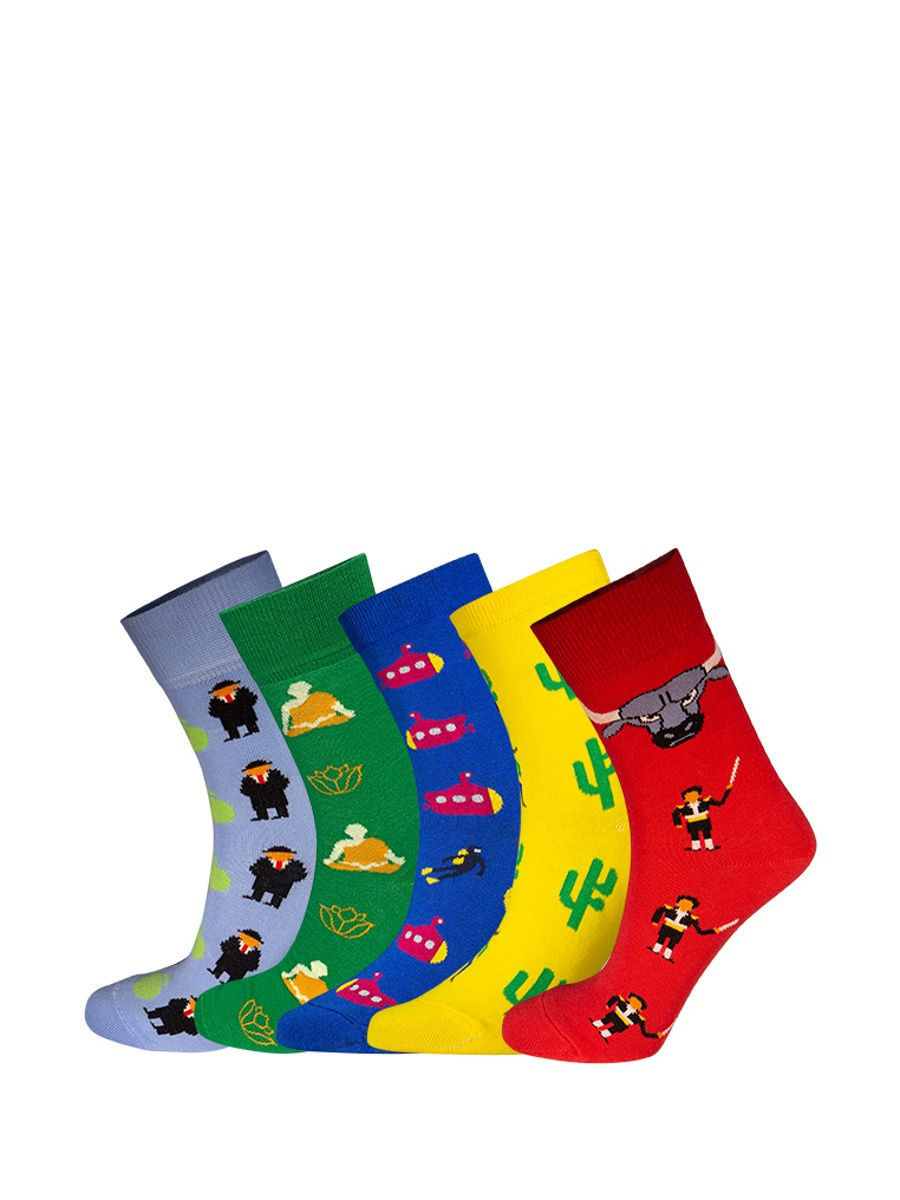 Носки Big Bang Socks box5b211/box5b2