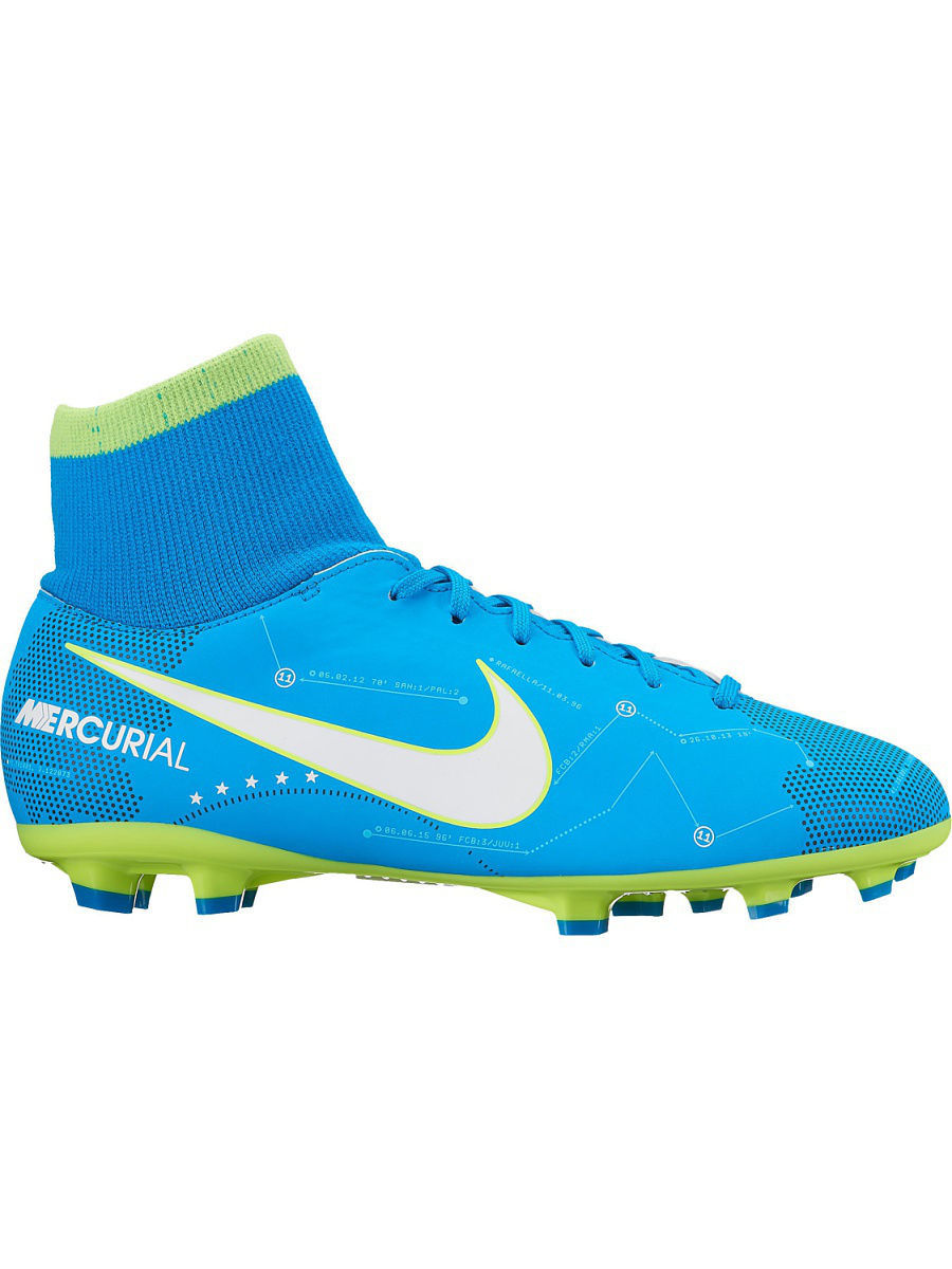 Бутсы Nike Бутсы JR MERCURIAL VCTRY 6 DF NJR FG