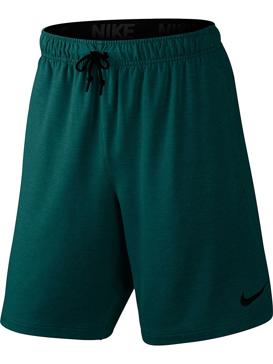 Шорты Nike Шорты DF TRAINING FLEECE 8 SHORT свитшоты nike свитшот dri fit training crew gfx