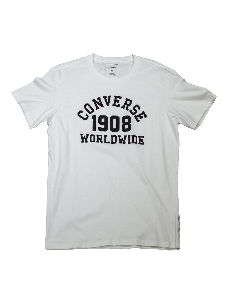 Футболка Converse Футболка Leopard Worldwide Movement Tee эхолоты garmin эхолот striker 4 worldwide