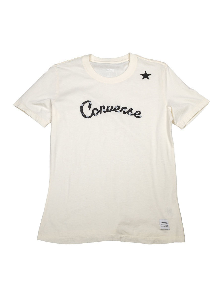 Футболка Converse Футболка Converse Essentials Star Graphic Tee футболка converse футболка amt streaming color skull tee
