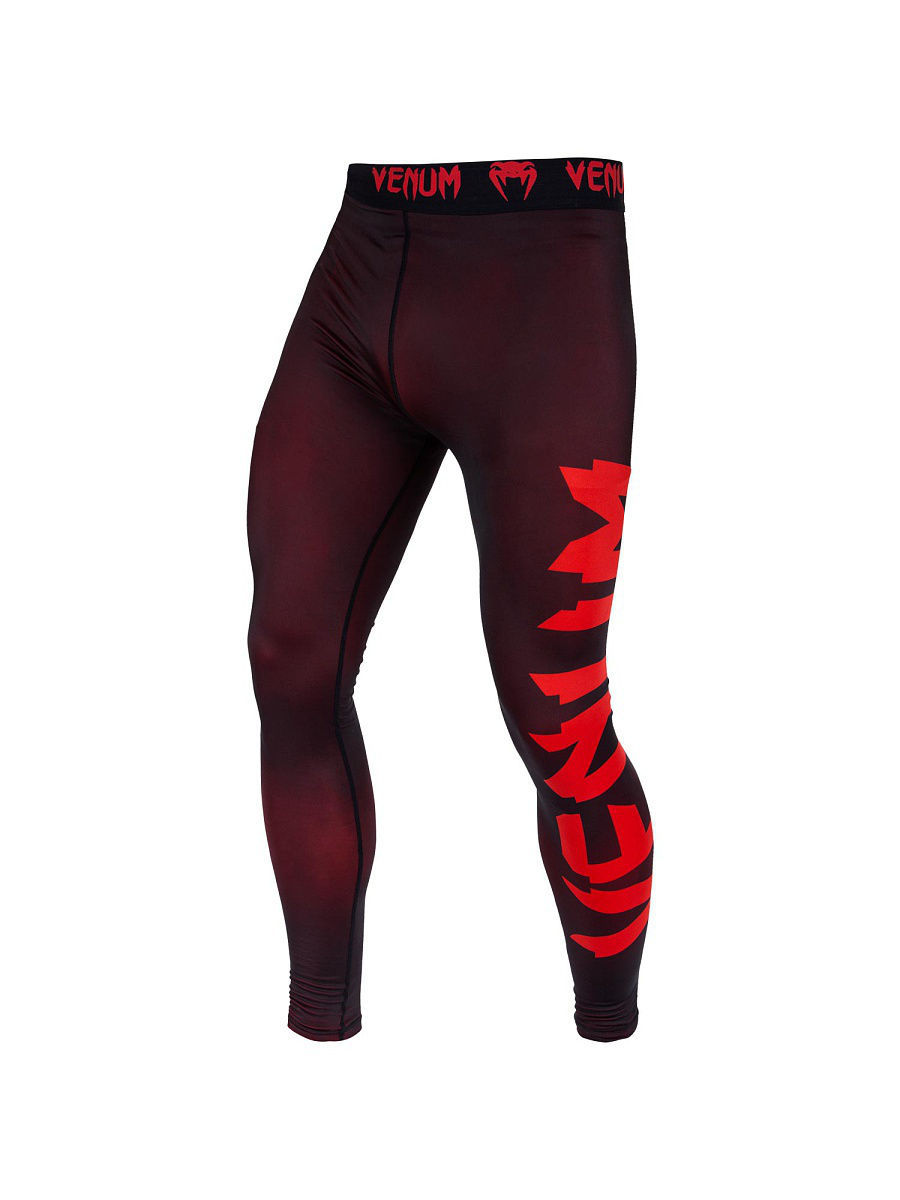Тайтсы Venum Тайтсы Venum Giant Black/red тайтсы venum компрессионные тайтсы zombie return black