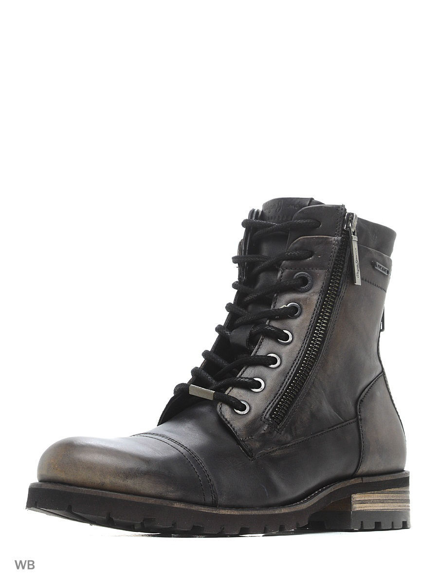 Мужские ботинки Pepe Jeans London PMS50146/997factoryblack