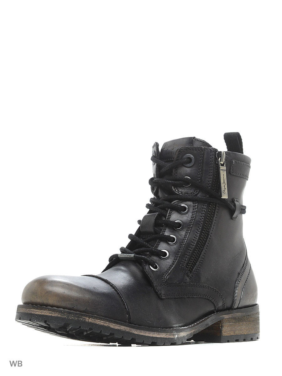 Мужские ботинки Pepe Jeans London PMS50155/997factoryblack