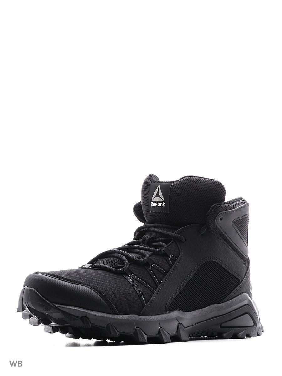 Кроссовки Reebok Кроссовки TRAILGRIP MID 6.0   BLACK/COAL рюкзак case logic 17 3 prevailer black prev217blk mid