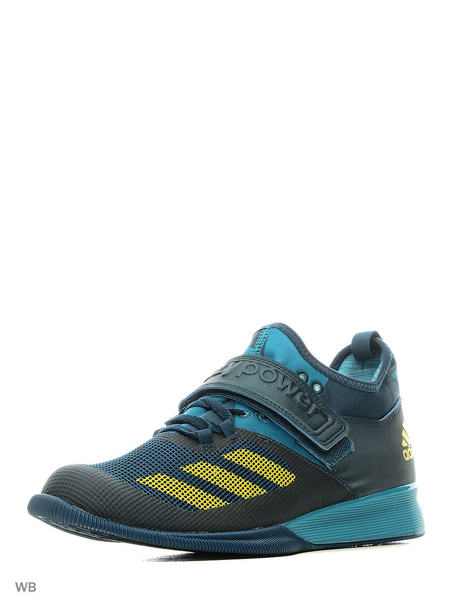 Кроссовки Adidas Штангетки CRAZY POWER BLUNIT/EQTYEL/MYSPET ингалятор omron ne u22