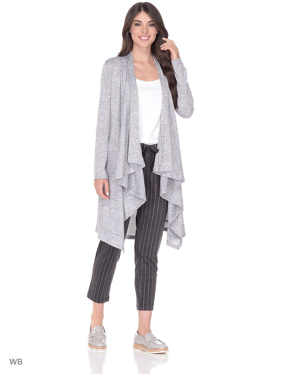 Кофты PERFECT J 217-202/LightGrey