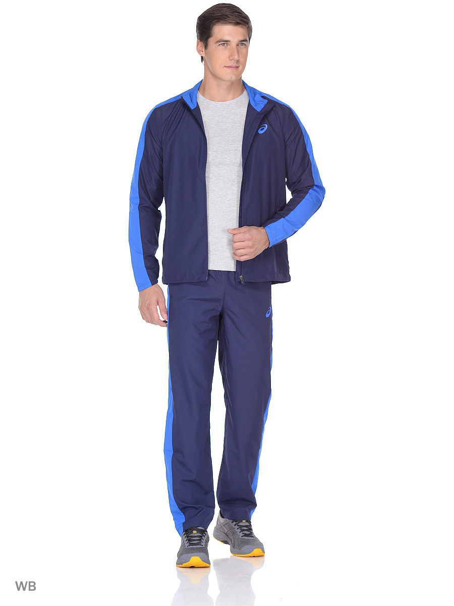 Костюмы ASICS Костюм SUIT ESSENTIAL костюмы asics форма футбольная set brillant