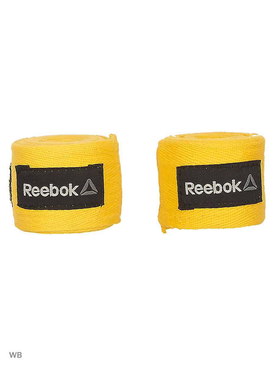 Напульсники Reebok Бинты для бокса муж. Hand WrapsBlack BLACK reebok re160ewvsz80 reebok