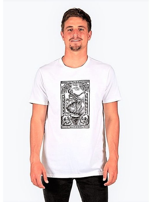 Футболка BILLABONG Футболка TAROT TEE SS (FW18) футболка billabong футболка haze tee ss ss17