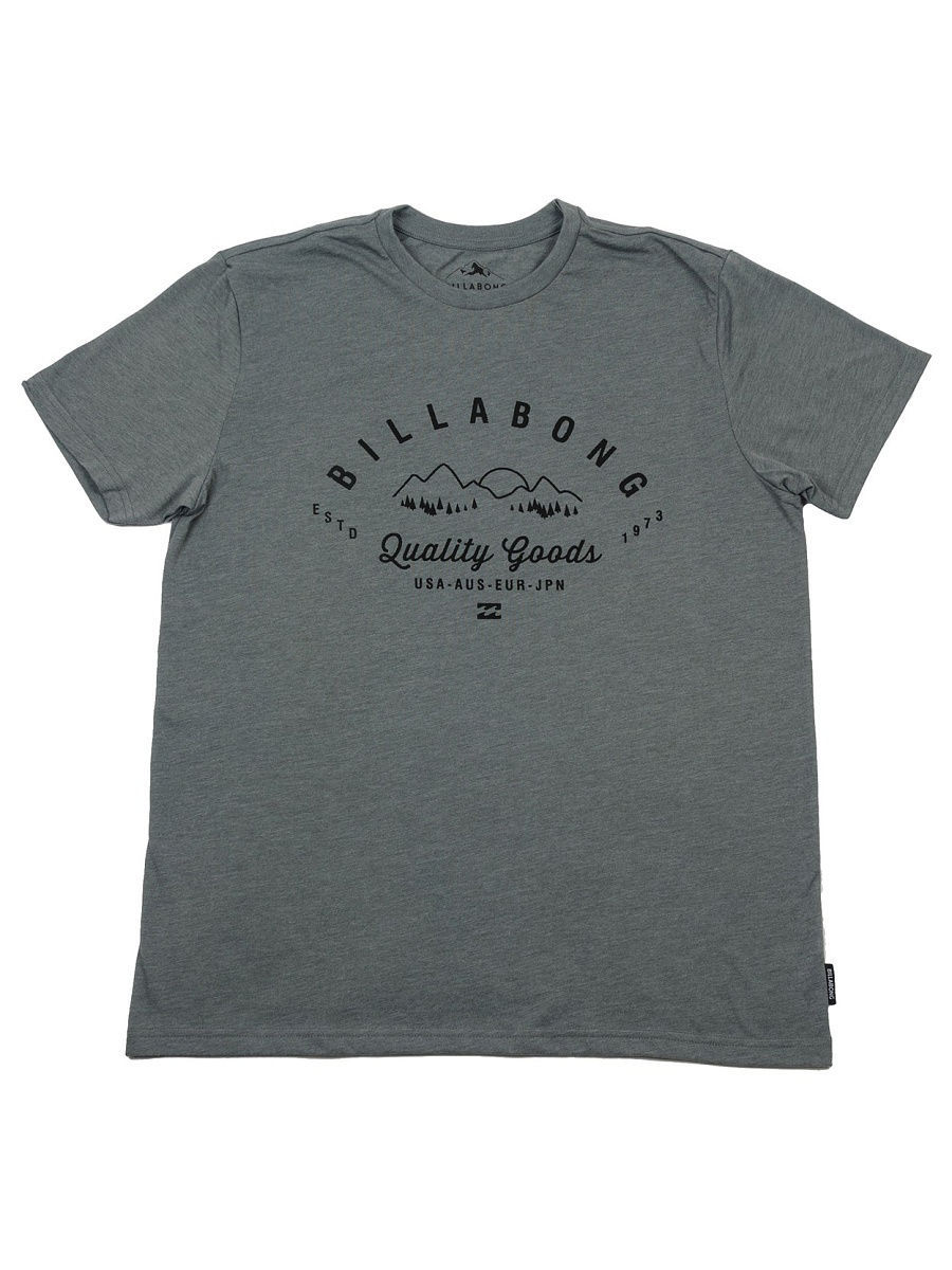 Футболка BILLABONG Футболка PATROL TEE SS (FW18) футболка quiksilver футболка ss nomad organic tee l4
