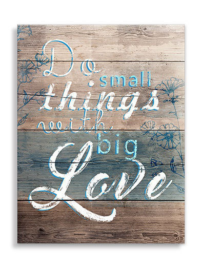 Картины Styler Картина SMALL THINGS small great things