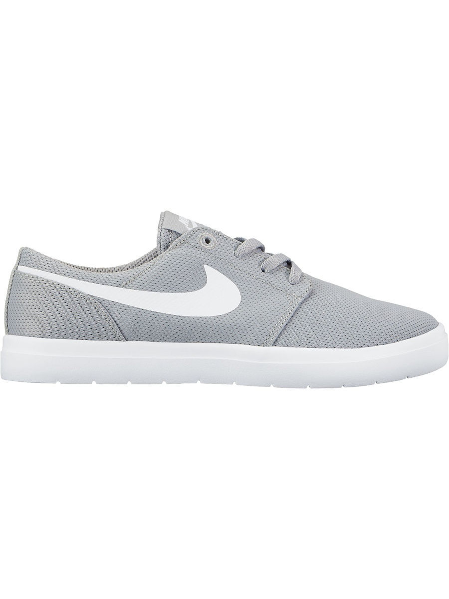Кеды Nike Кеды PORTMORE II ULTRALIGHT (GS) nike кеды мужские nike solarsoft portmore ii