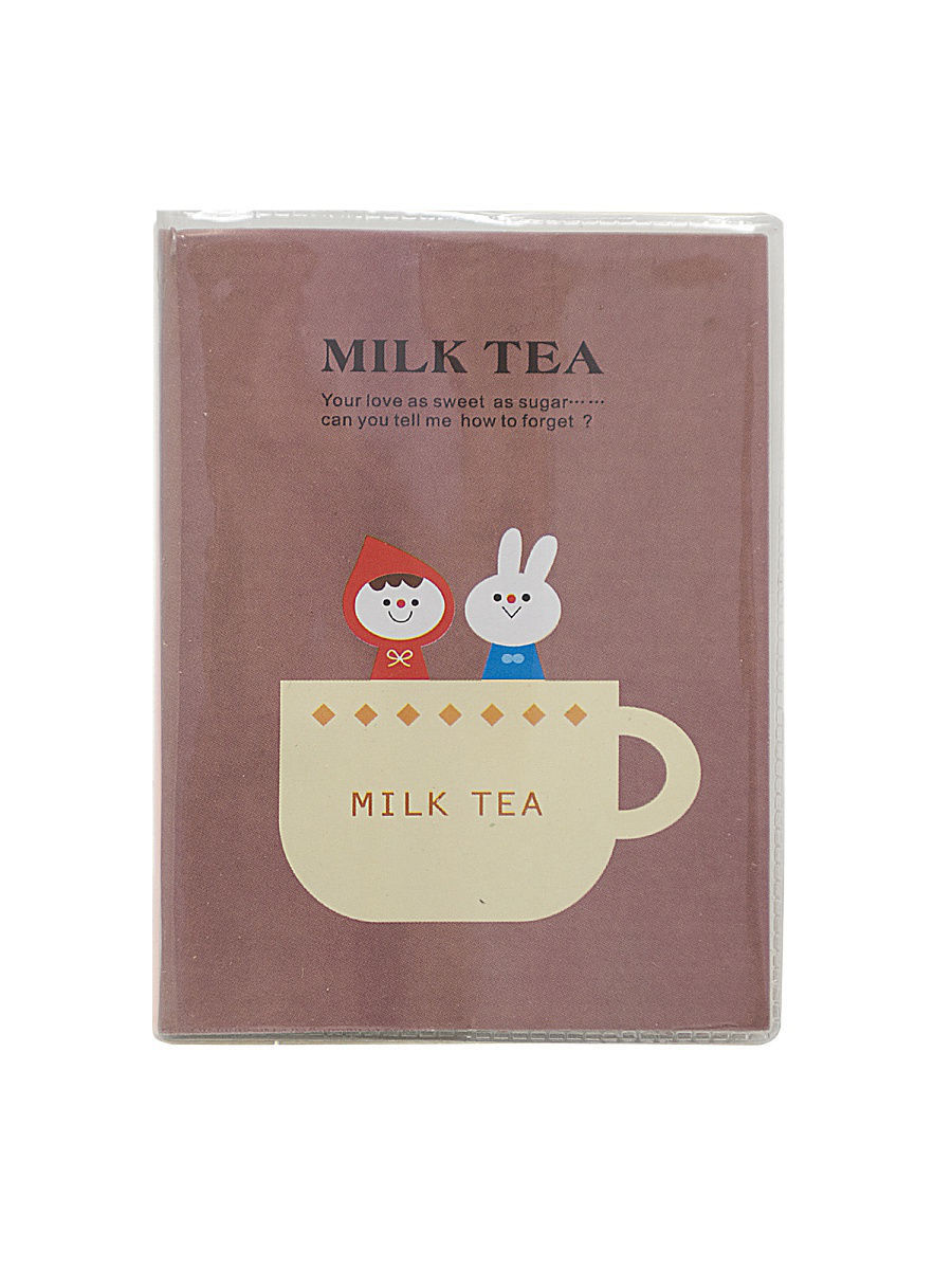 Блокноты Kawaii Factory Блокнот Milk Tea