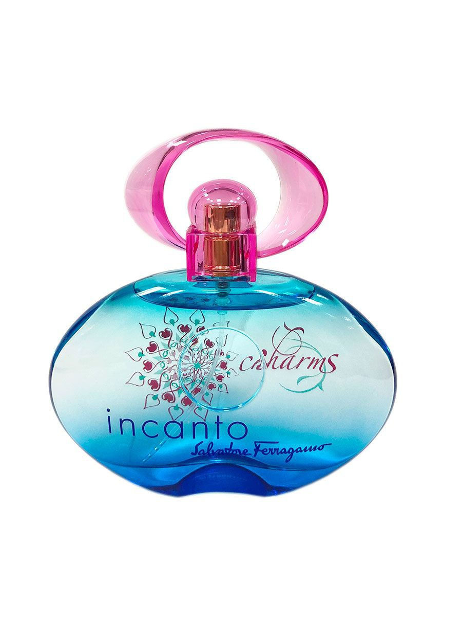 Туалетная вода Salvatore Ferragamo Salvatore Ferragamo Incanto Charms 100ml EDT salvatore ferragamo туалетная вода incanto charms 100 ml