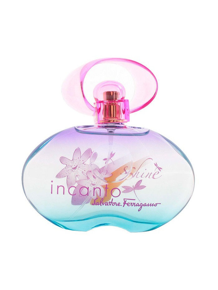 Туалетная вода Salvatore Ferragamo Salvatore Ferragamo Incanto Shine 50 ml EDT цены онлайн
