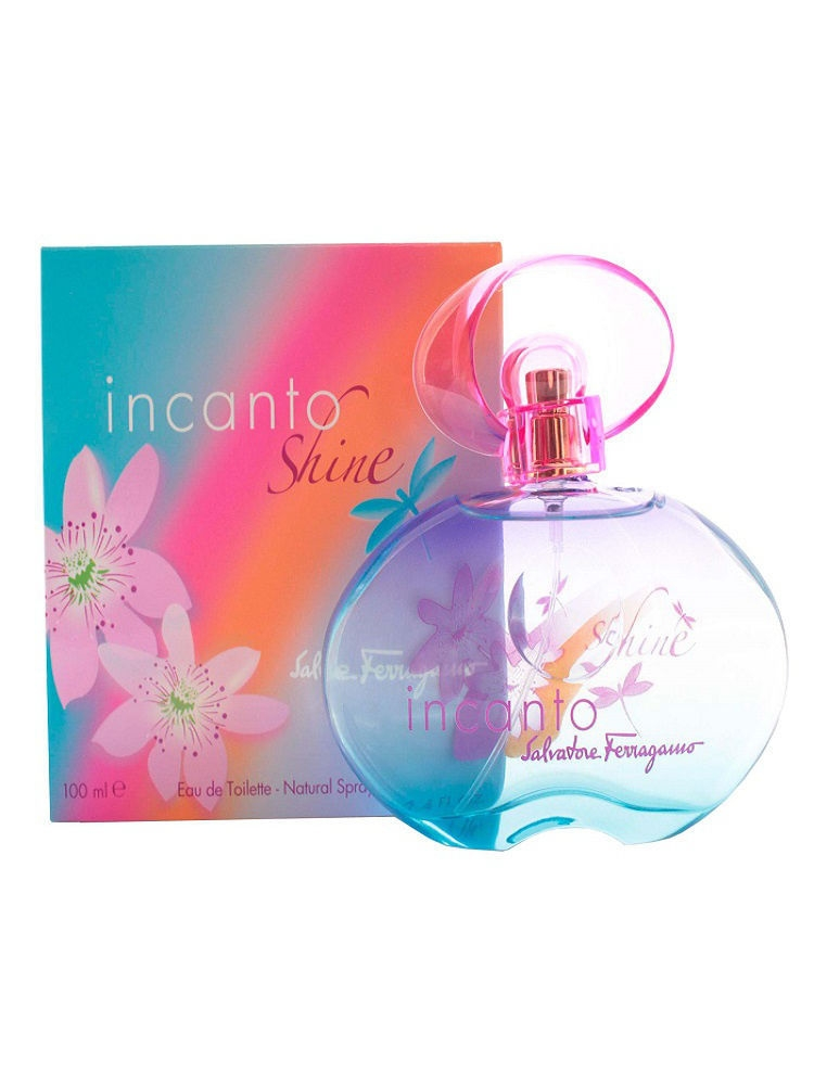 Туалетная вода Salvatore Ferragamo Salvatore Ferragamo Incanto Shine 100 ml EDT salvatore ferragamo туалетная вода incanto charms 100 ml