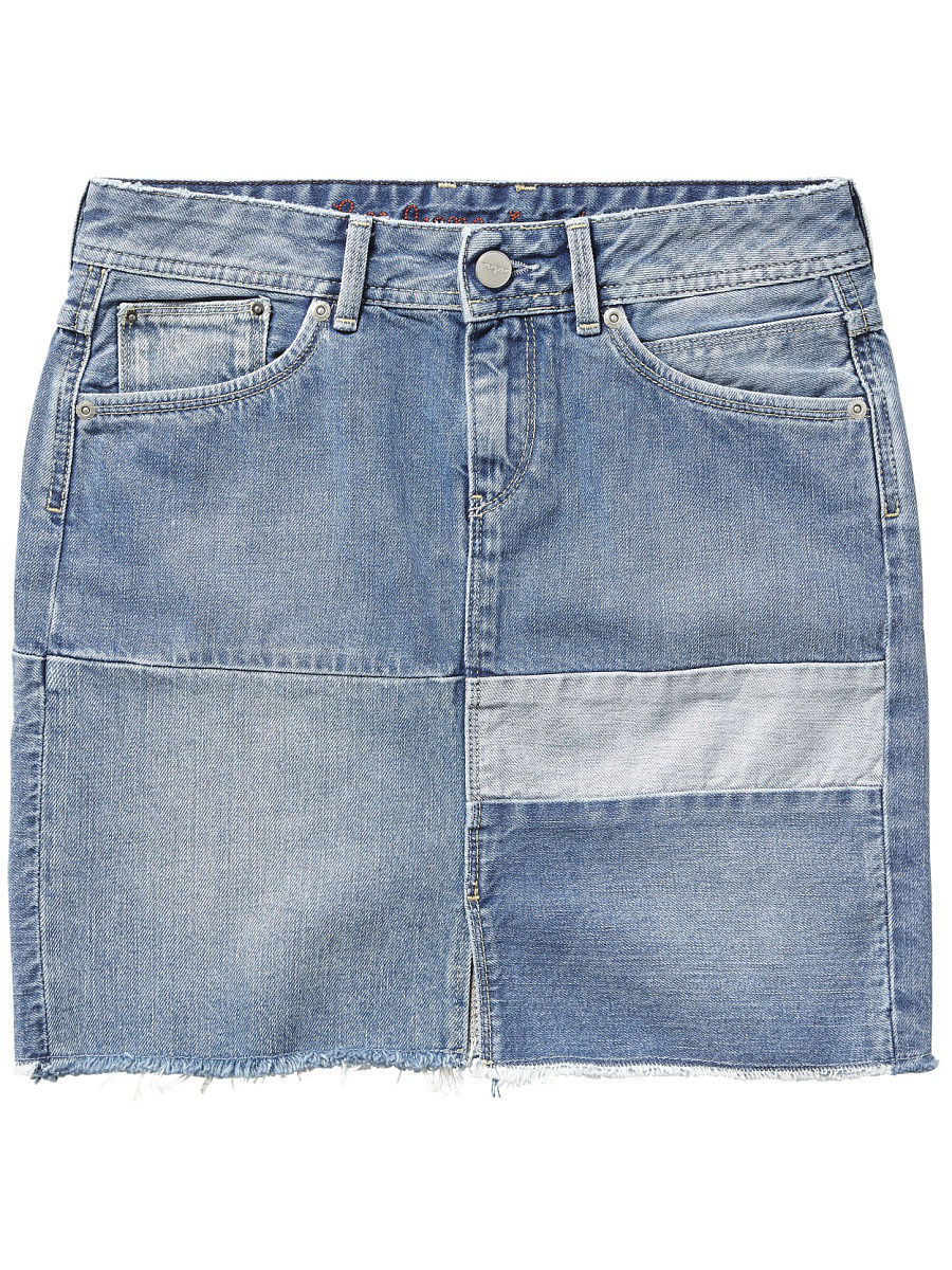 Юбка Pepe Jeans London PG900346/000DENIM