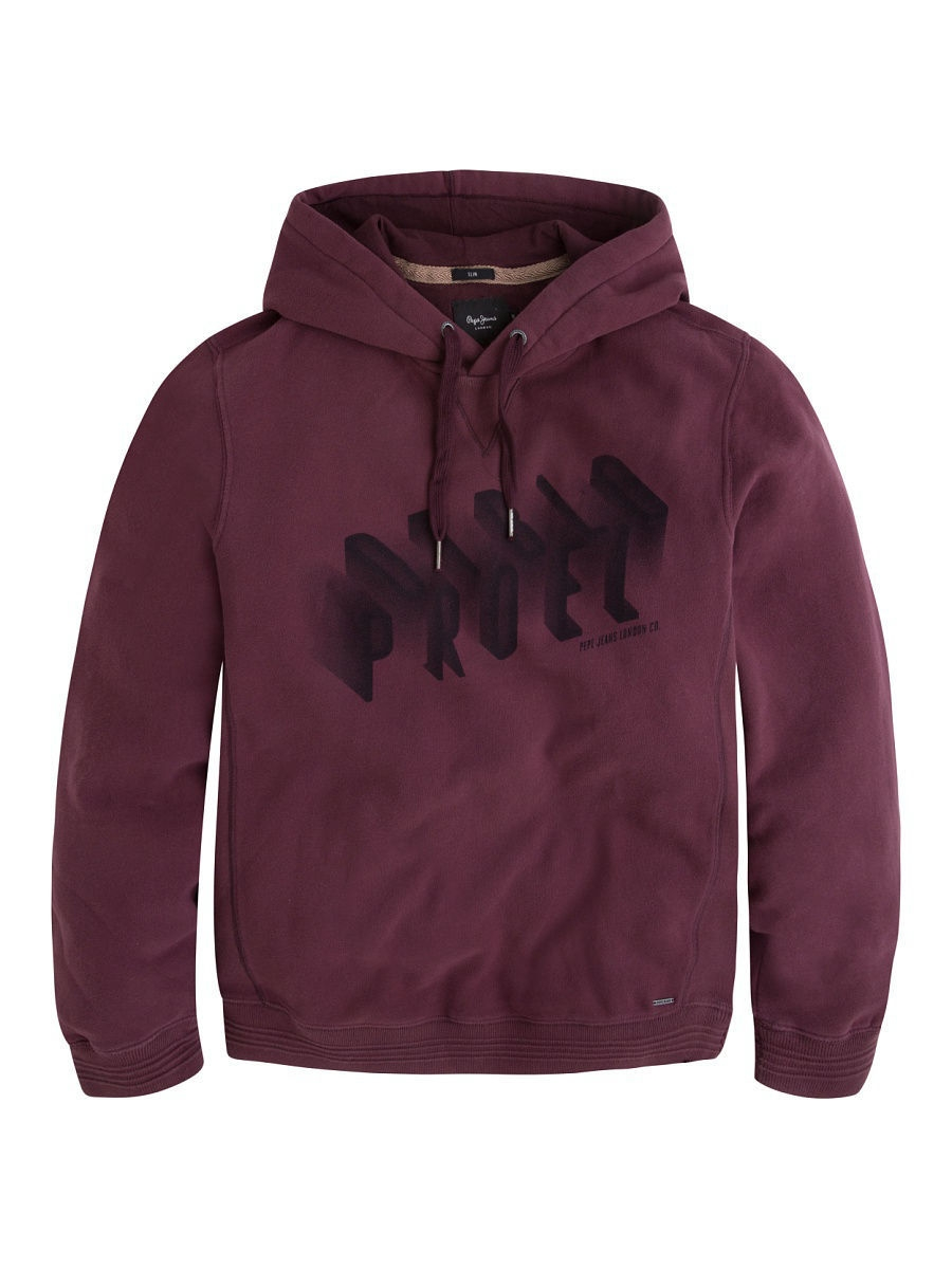 Толстовка Pepe Jeans London PM581098/298BORDEAUX