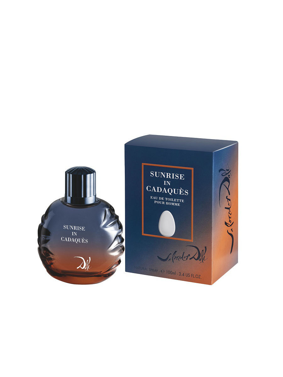 Туалетная вода SALVADOR DALI Les Parfums Salvador Dali SUNRISE IN CADAQUES for Men М Товар Туалетная вода 100 мл спрей les parfums salvador dali sea