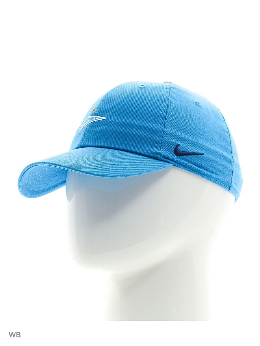 Бейсболки Nike Бейсболка ZENIT U NK H86 CORE кепка ent u nk true cap core