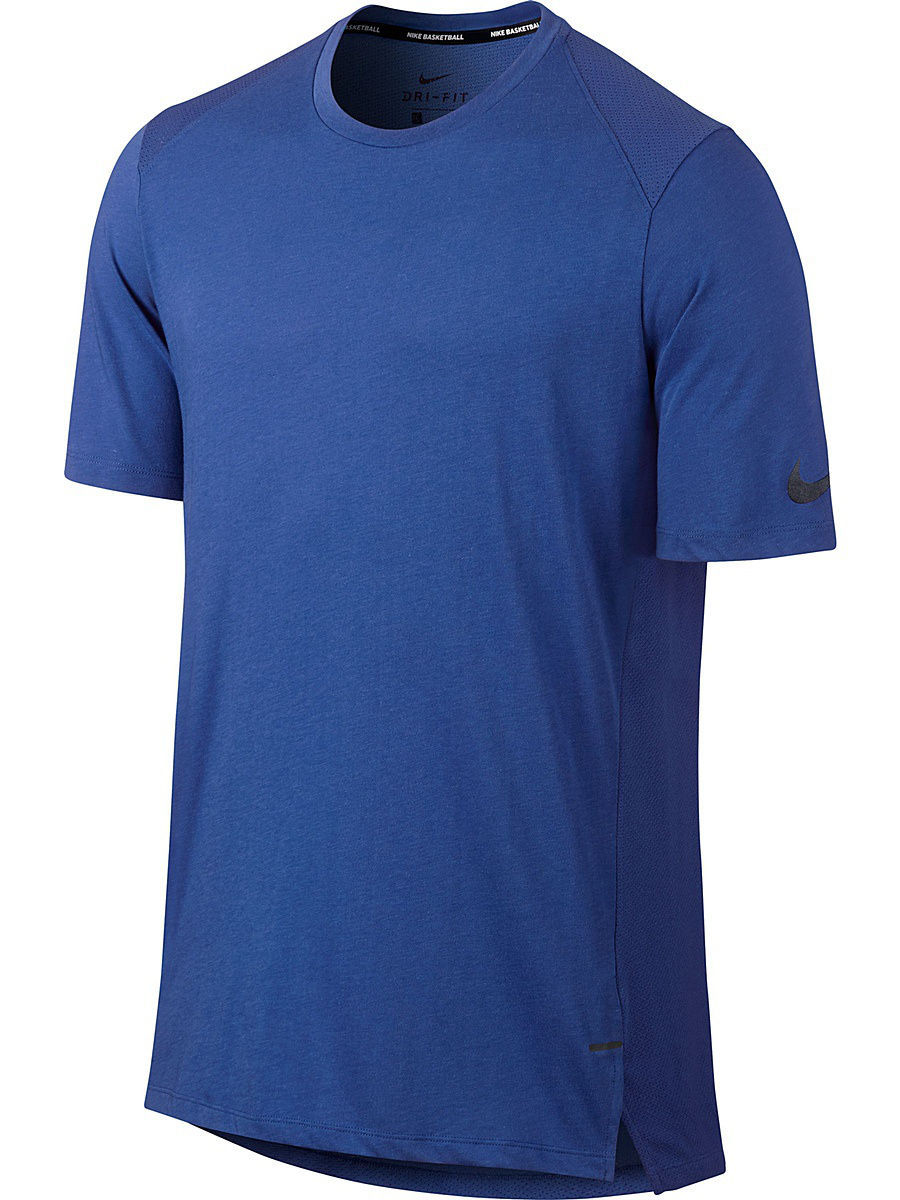 Футболка Nike Футболка Elite Men's Short-Sleeve Basketball Top повязки nike чулок для щитков nike guard lock elite se0173 011