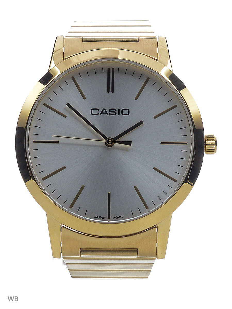Часы наручные CASIO Часы Casio LTP-E118G-7A футболка element signature ss red