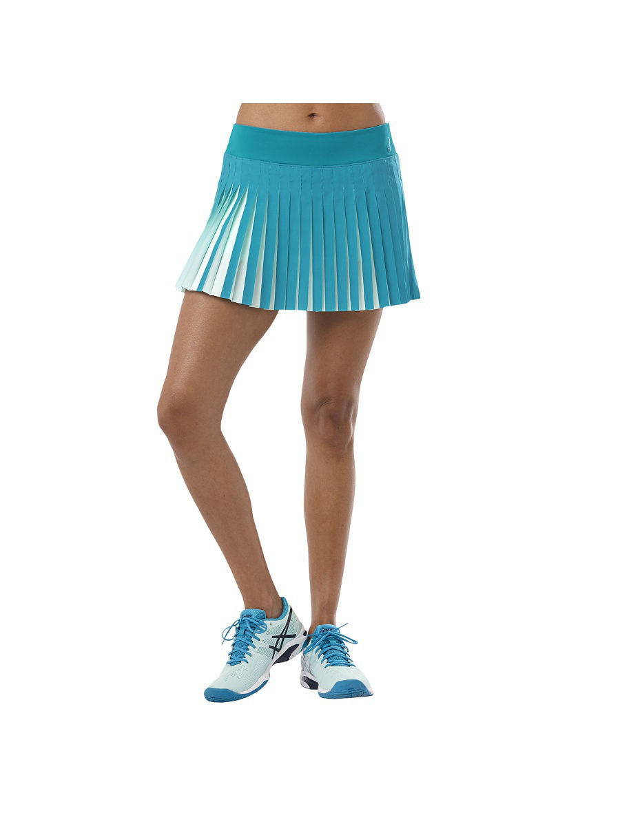 Юбки ASICS Юбка ATHLETE PLEAT SKORT