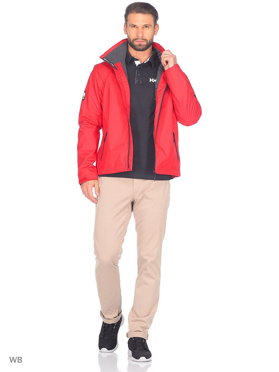 Куртки Helly Hansen Куртка CREW HOODED MIDLAYER JACKET salomon discovery hooded midlayer