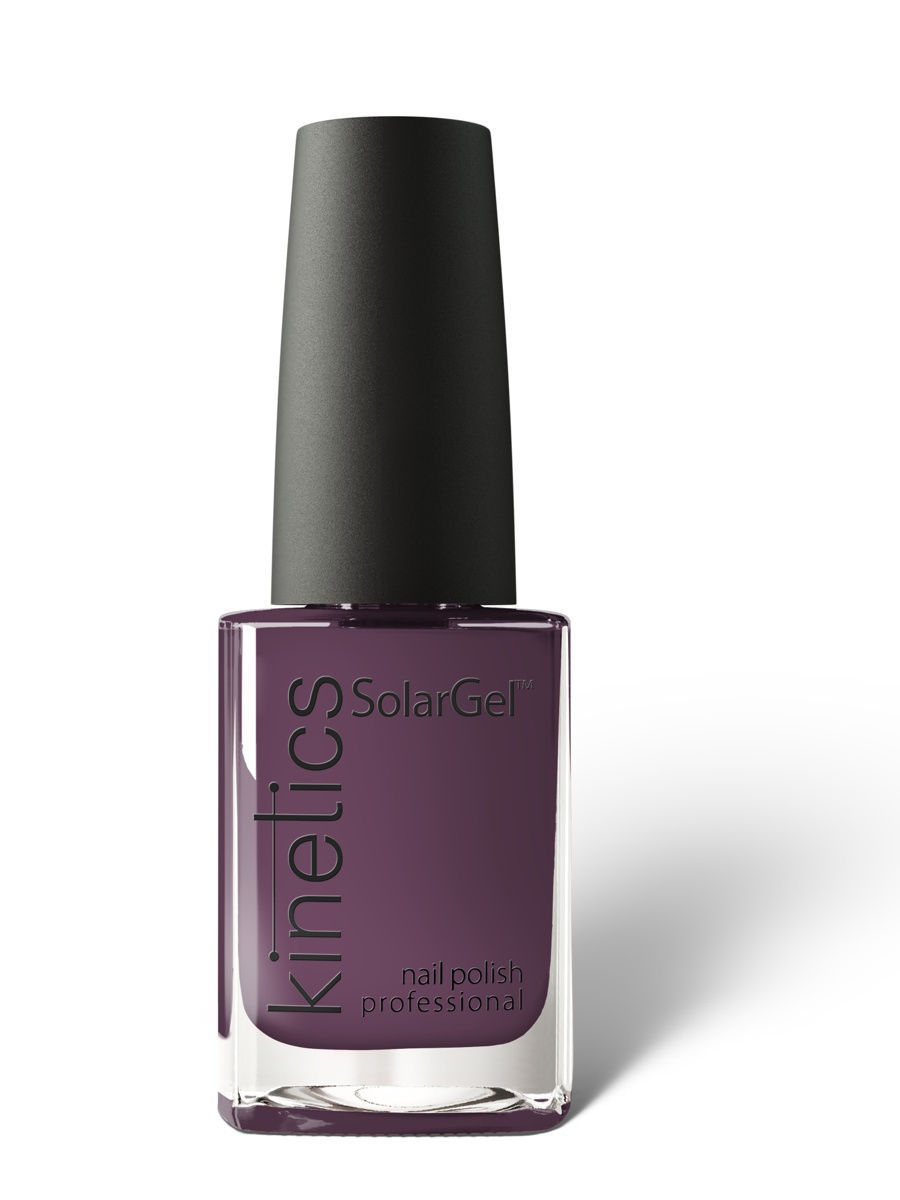 Лаки для ногтей Kinetics Профессиональный лак SolarGel Polish 15 мл, тон № 377 I'm Not that Kind, Kinetics kinetics гель лак shield 11 мл тон 318