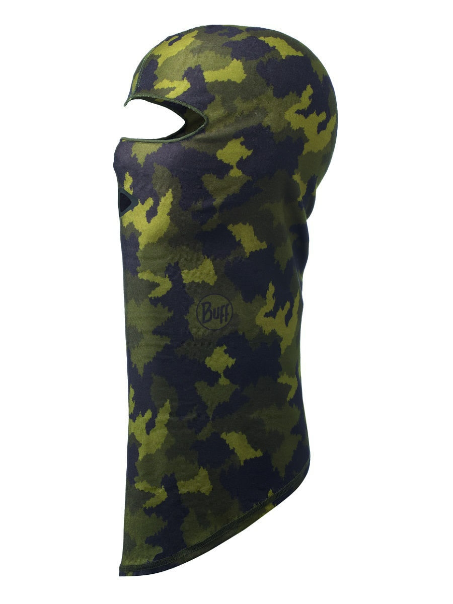 Балаклавы Buff Балаклава THERMONET BALACLAVA HUNTER MILITARY снуд buff buff bu023guomi09