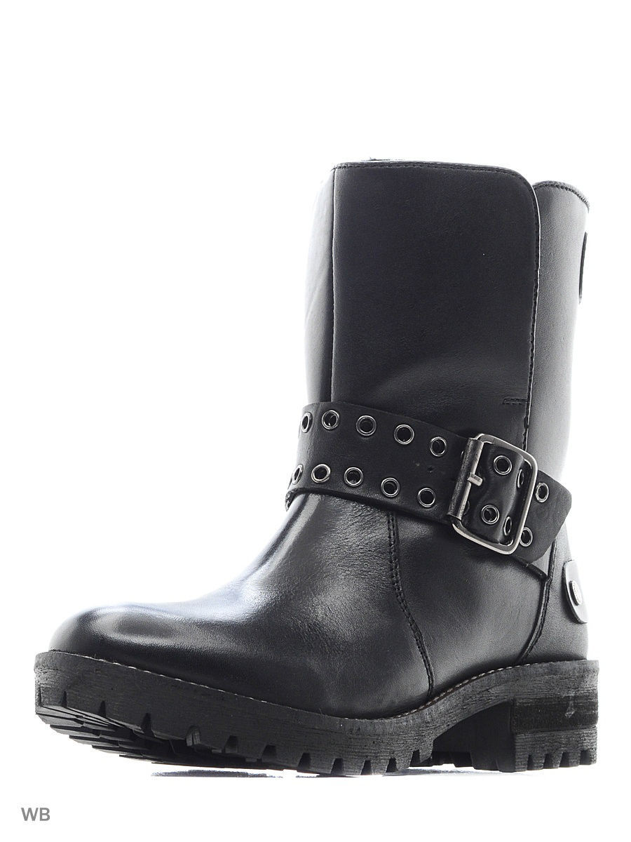 Полусапоги Pepe Jeans London PLS50301/999black
