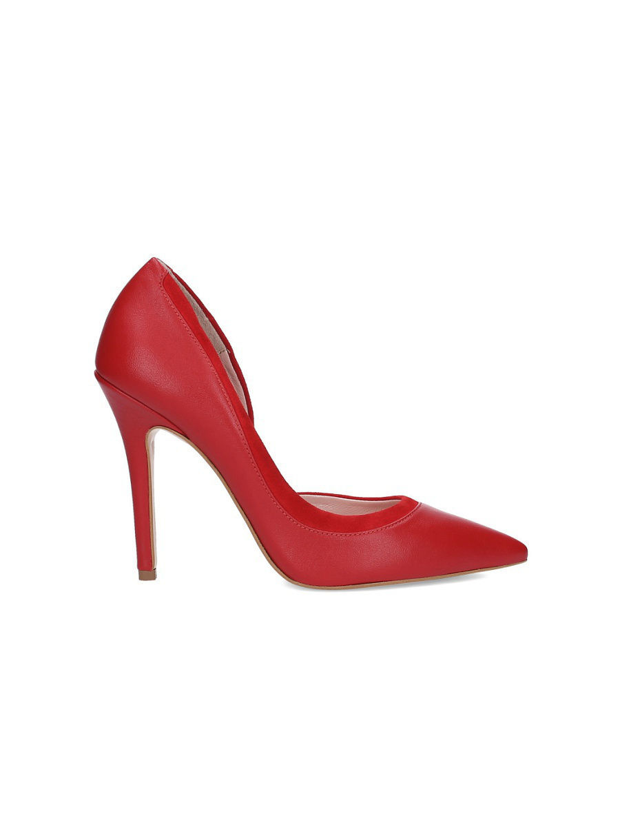 Туфли на каблуке Gretchen GRT-WLJ015/lightred/red