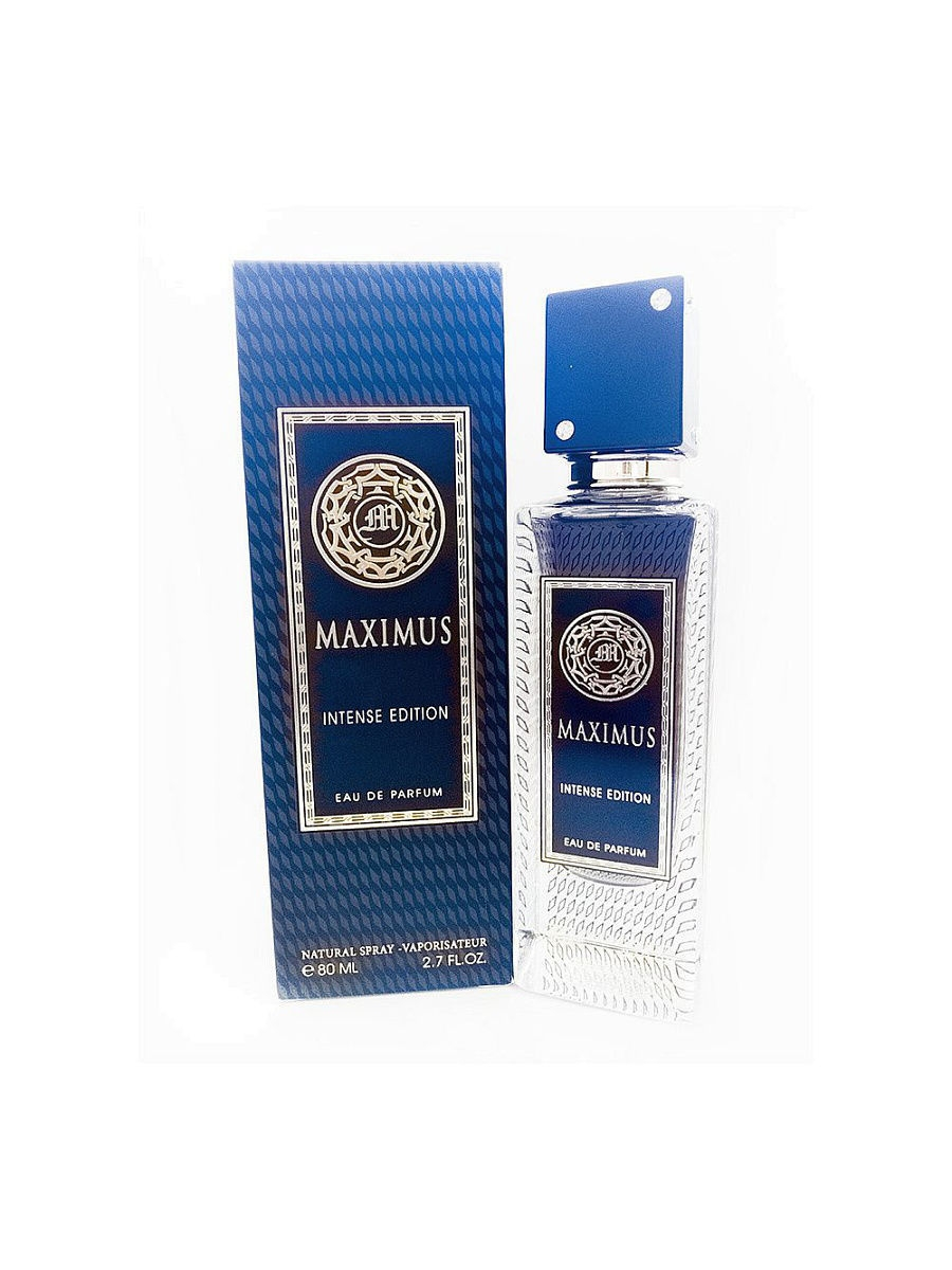 Парфюмерная вода Arabic Perfumes Arabic Perfumes Maximus Intense Edition edp 80 ml джемпер sweewe sweewe sw007ewxax62
