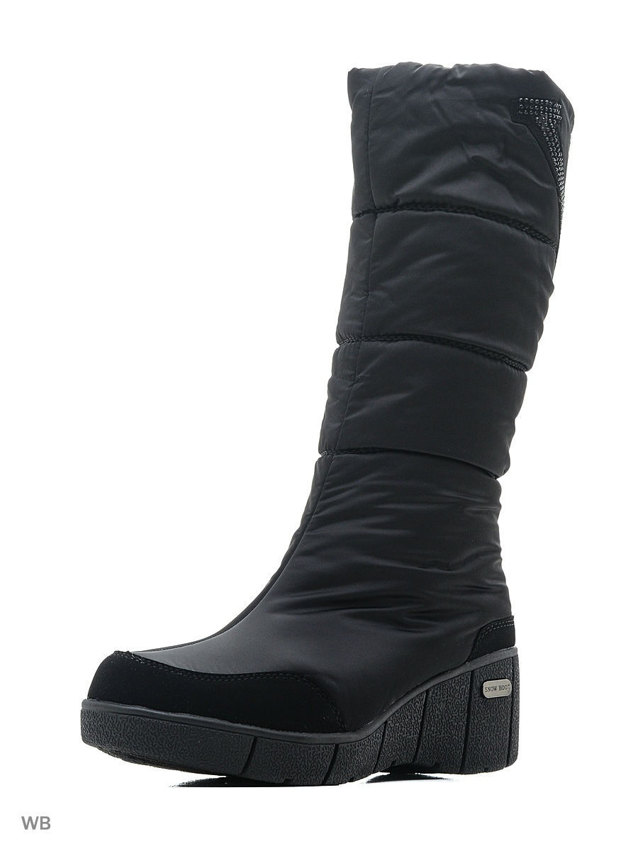 Полусапоги PM.Shoes PM-27-046761-106/BLACK
