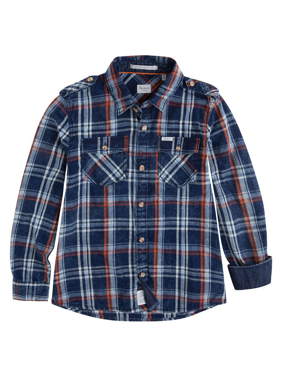 Рубашка Pepe Jeans London PB300944/0AAMULTI