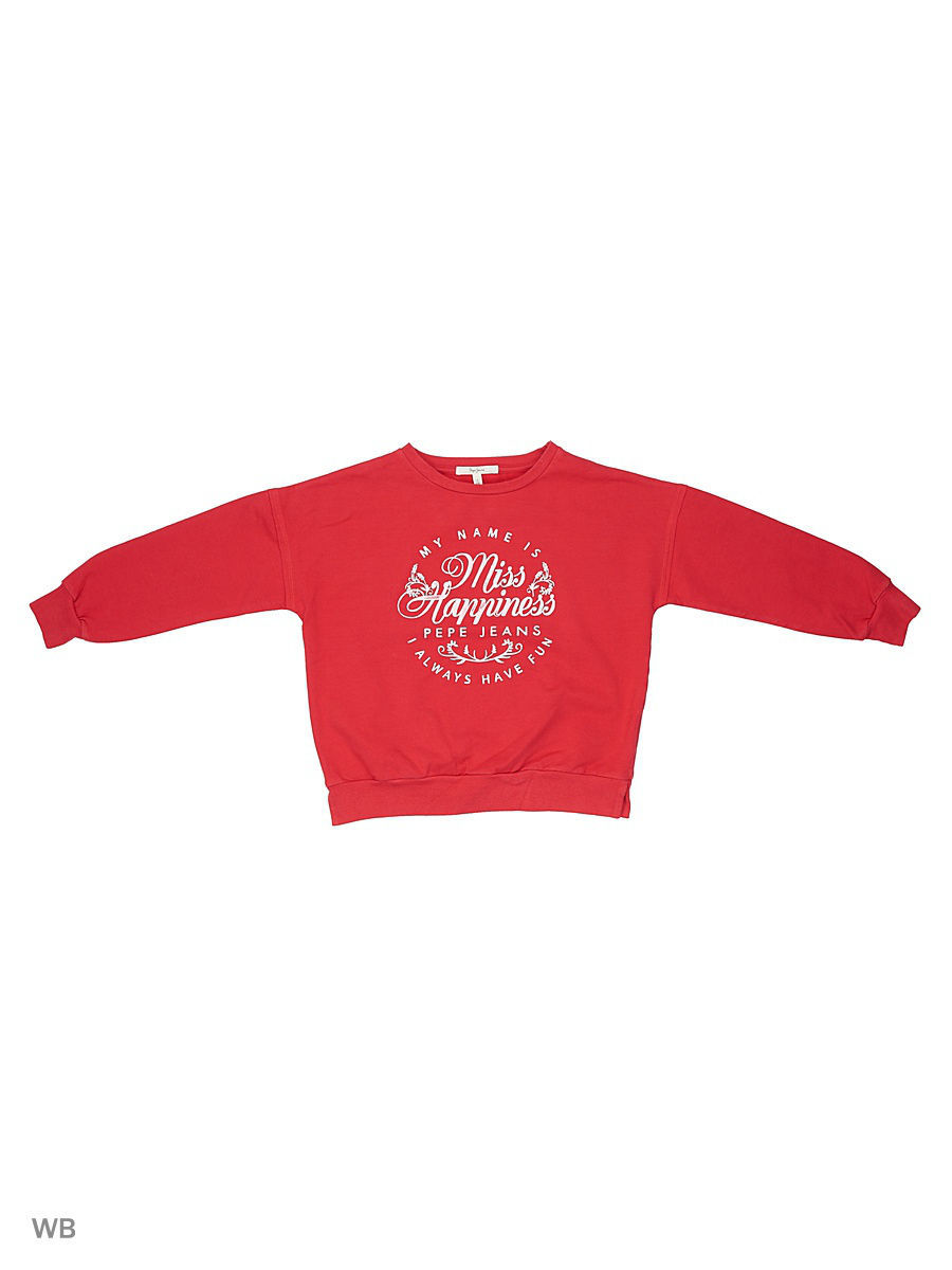 Толстовка Pepe Jeans London PG580621/264ROYALRED
