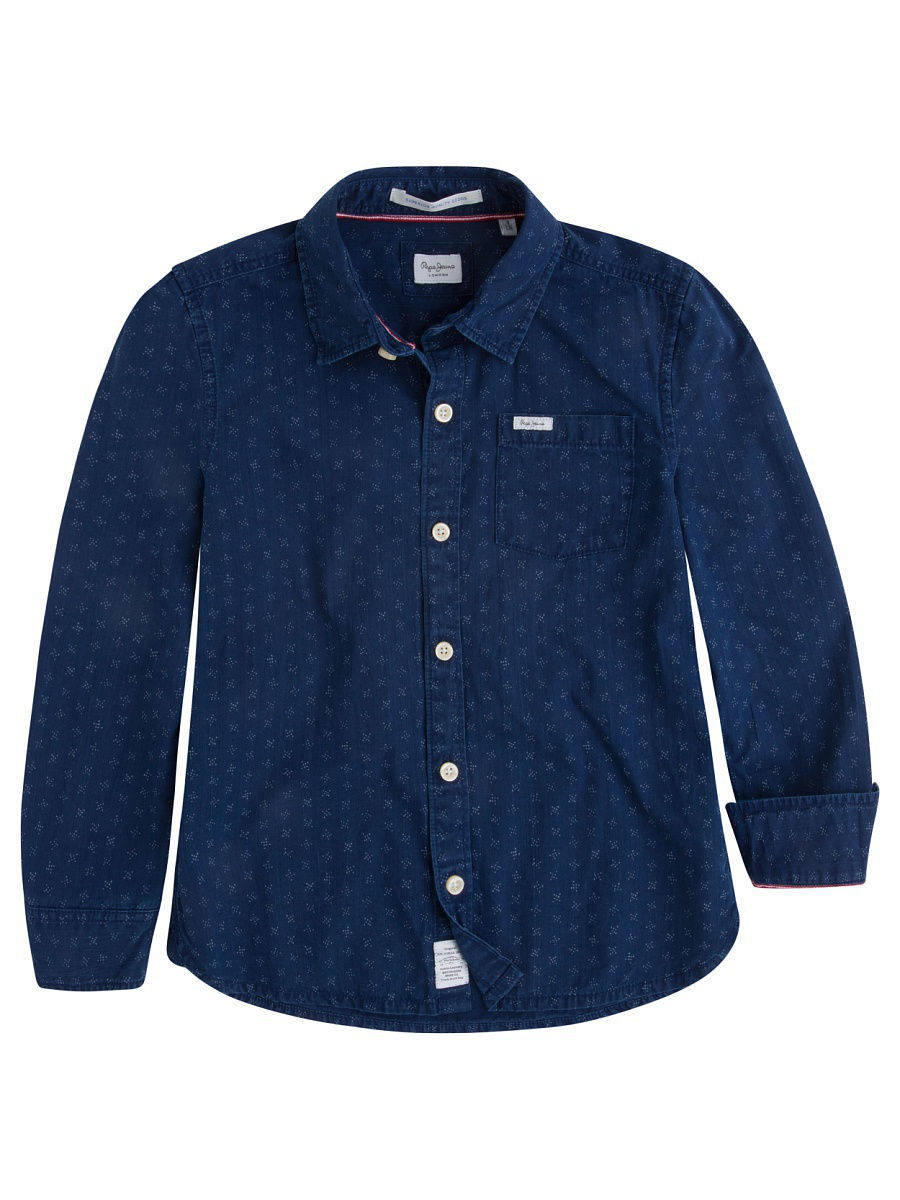 Рубашка Pepe Jeans London PB300953/561INDIGO
