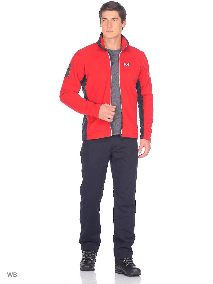 Джемперы Helly Hansen Джемпер COASTAL FLEECE JACKET толстовки helly hansen толстовка vtr cruzn jacket