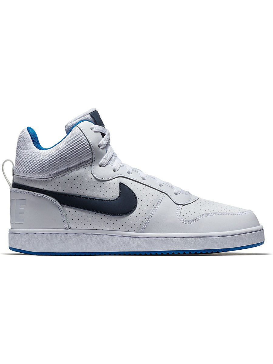 Сникеры Nike Кеды NIKE COURT BOROUGH MID nike court borough mid nike