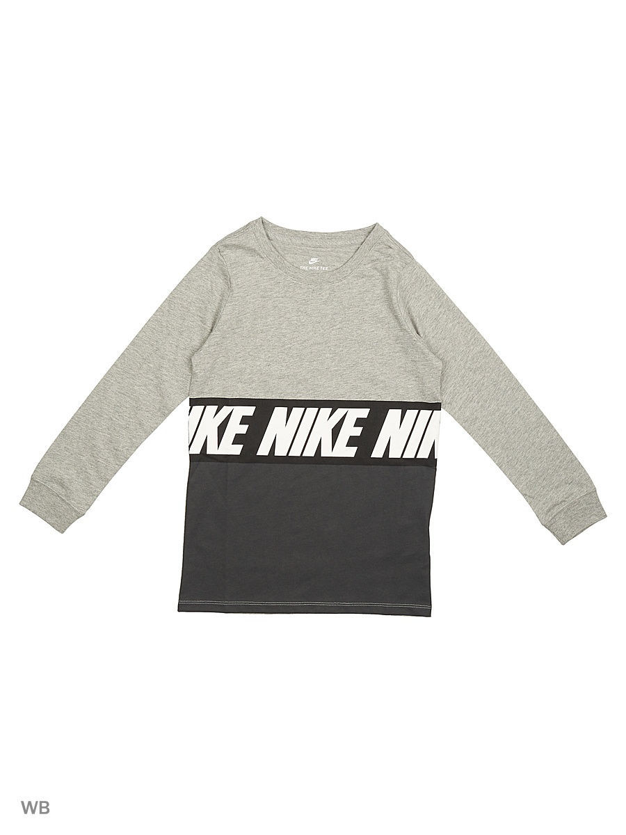 Лонгслив B NSW TEE LS AV15 BLOCK