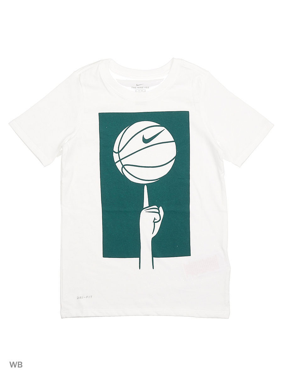 Футболка B NK DRY TEE SPINNING BALL