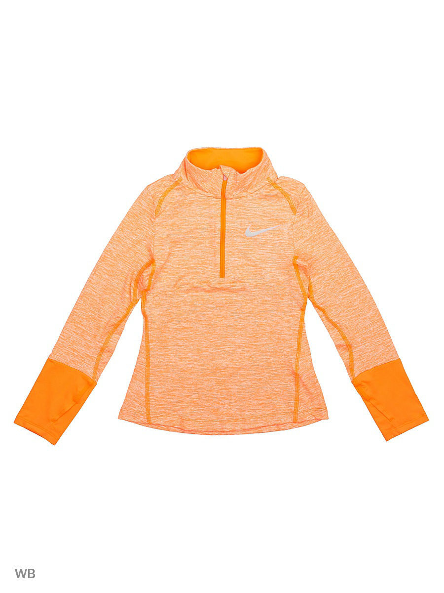 Лонгслив Nike Лонгслив G NK DRY TOP LS ELMNT HZ лонгслив nike лонгслив m nk dry elmnt top hz