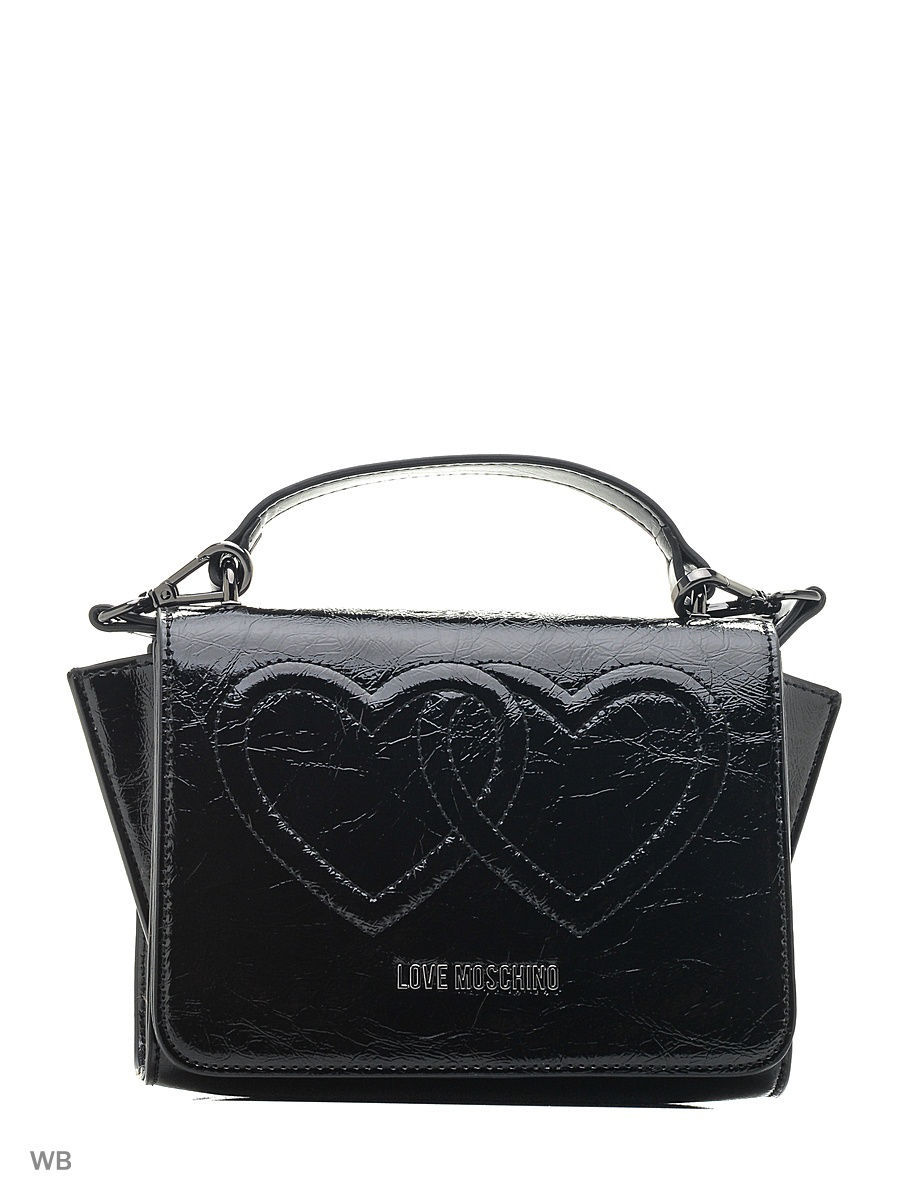 Большая сумка Love Moschino JC4297PP04KL0000BLACK