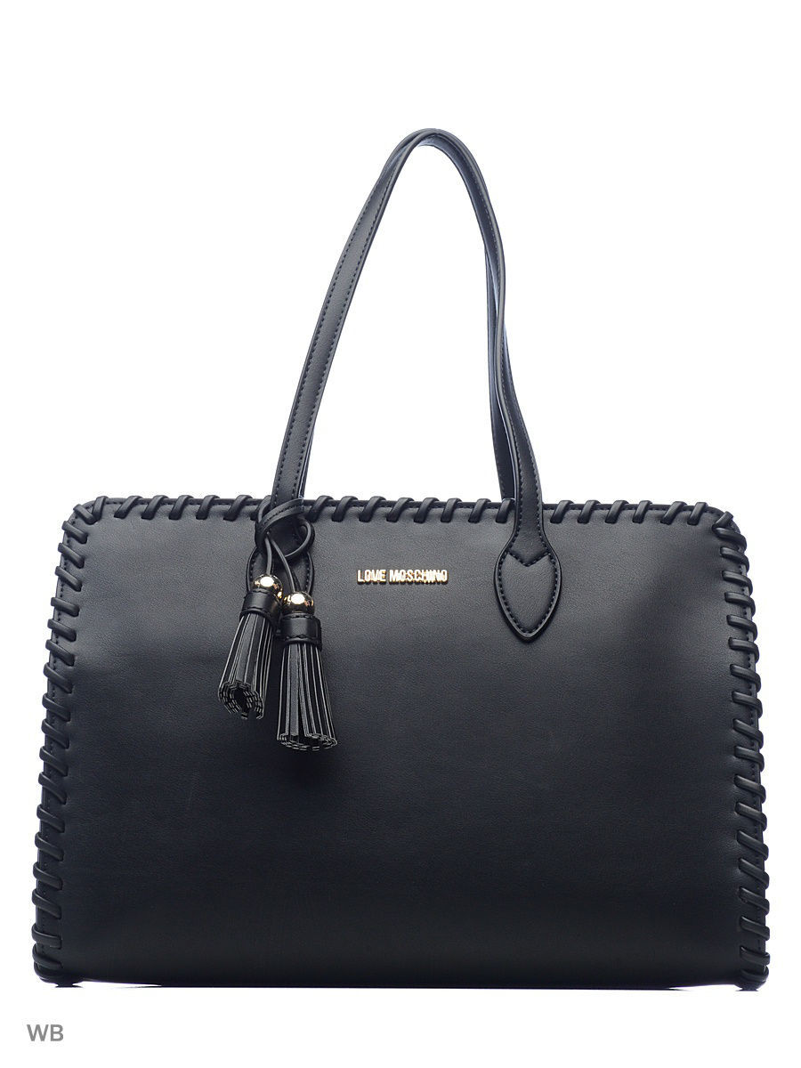 Большая сумка Love Moschino JC4320PP04KQ0000BLACK