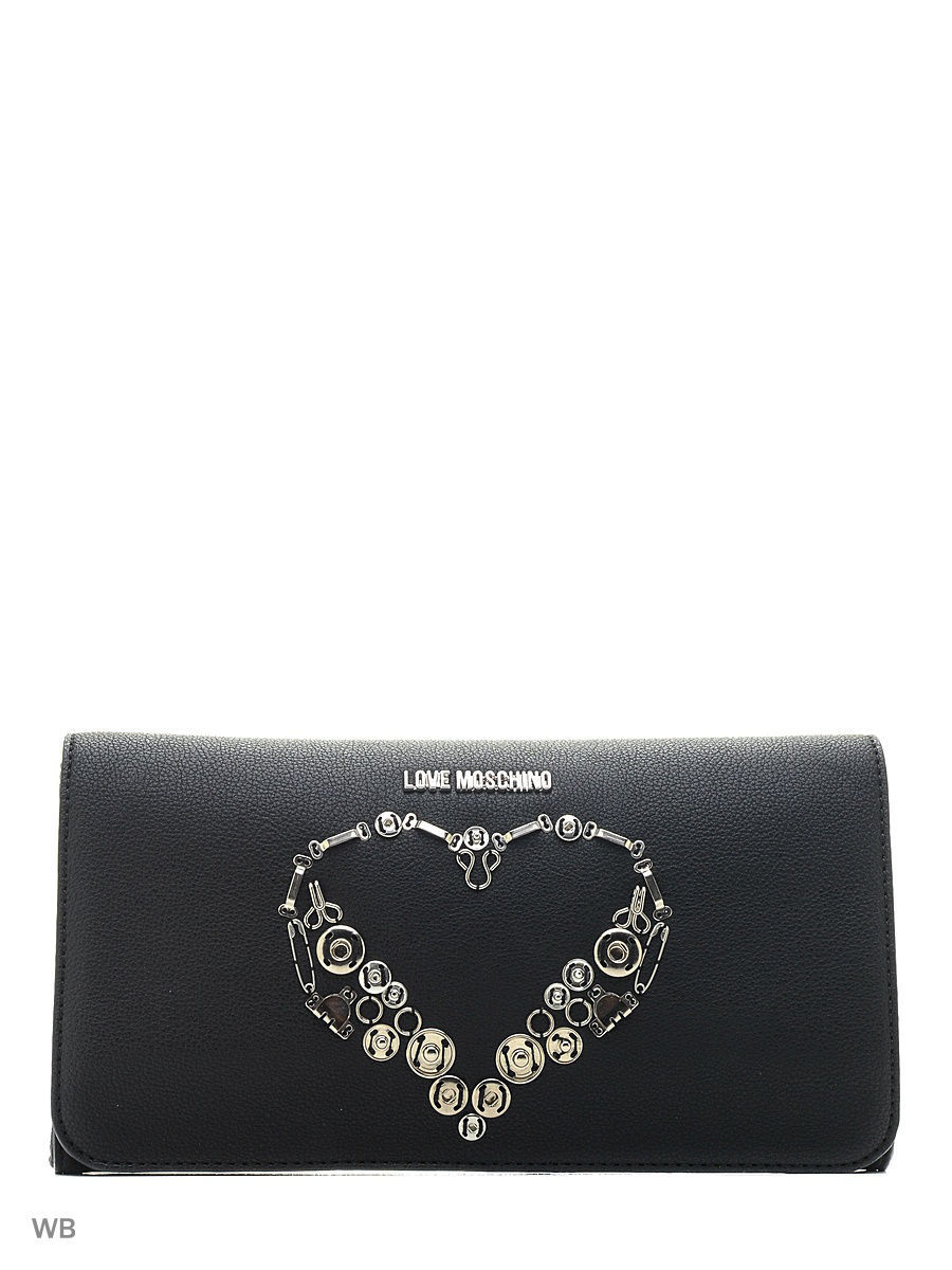 Большая сумка Love Moschino JC4330PP04KR0000BLACK