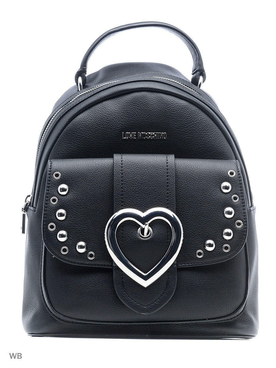 Рюкзак Love Moschino JC4336PP04KS0000BLACK