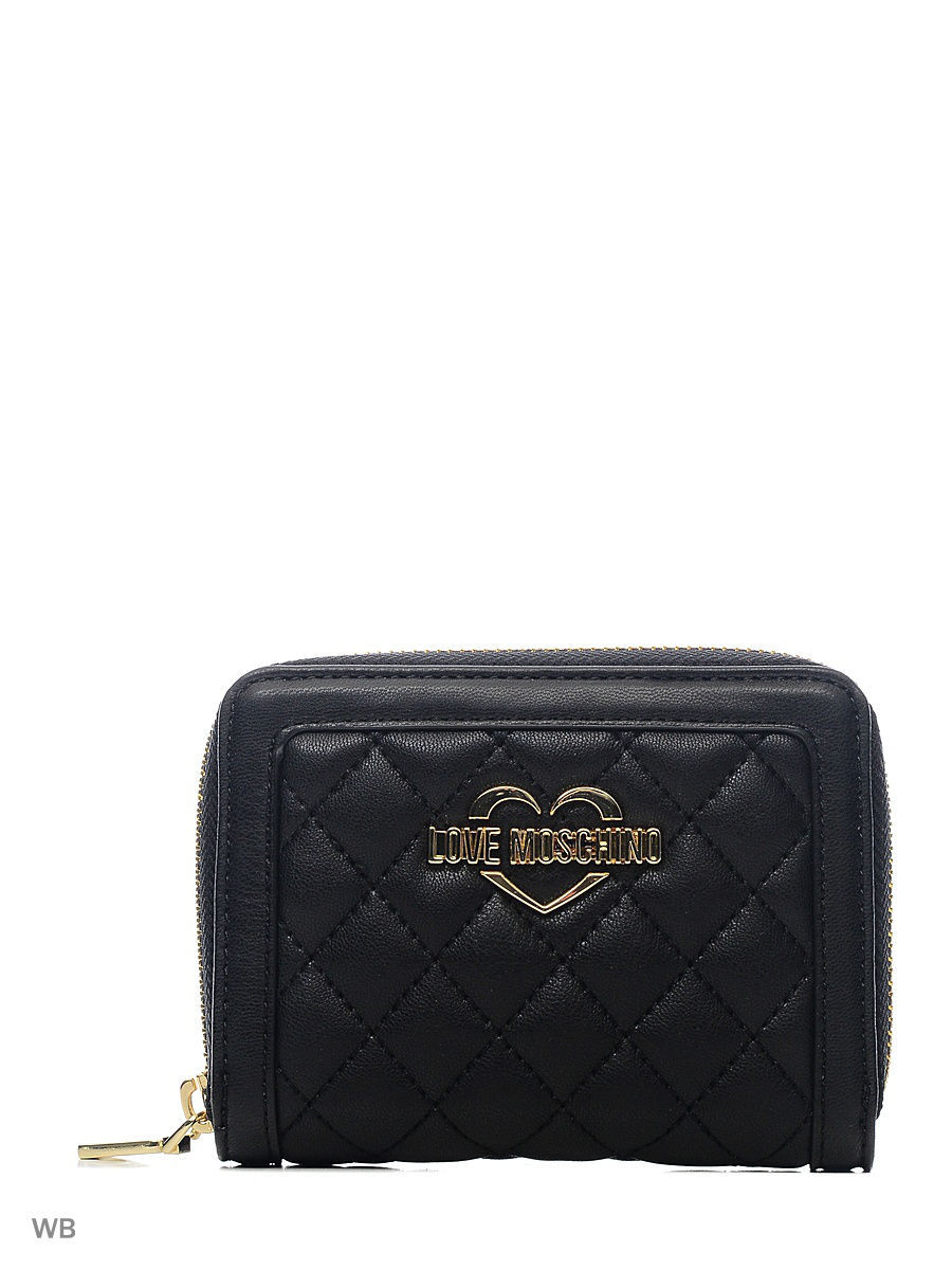 Кошелек Love Moschino JC5536PP04KA0000BLACK